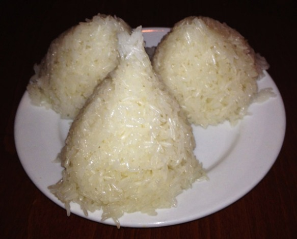 Sticky Rice Mountains